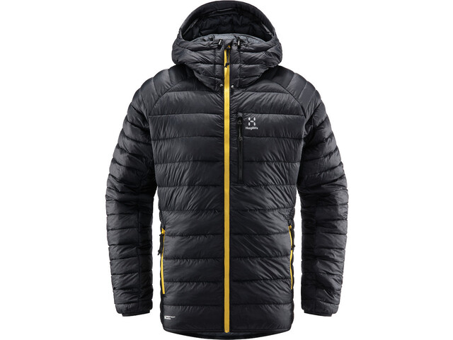 Haglöfs V Series Mimic Kapuzenjacke Herren true black